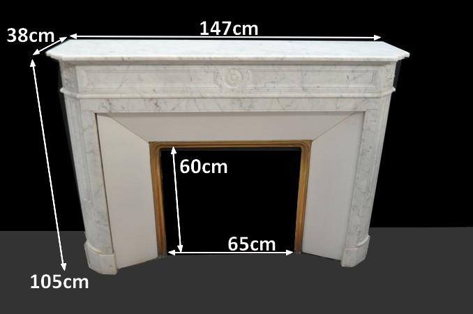 emejing cheminee haussmannienne photos antoniogarcia. Black Bedroom Furniture Sets. Home Design Ideas